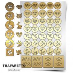 Trafaretto, Трафареты «Оригами»