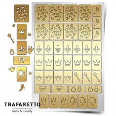 Trafaretto, Трафареты «Принцесса»