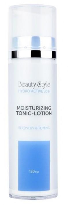 BEAUTY STYLE Тоник пролонгированного действия для всех типов кожи / Hydro active 30 h 120 мл