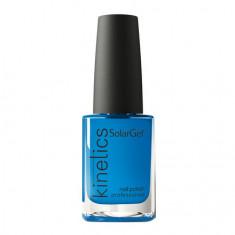 Kinetics, Лак для ногтей SolarGel №467, Blue jeans