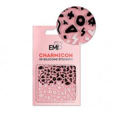 E.Mi, 3D-стикеры Charmicon №119 «Тайные символы»
