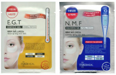 гидрогелевая маска для кожи вокруг глаз mediheal essense gel eyefill patch