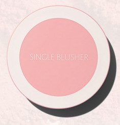 Румяна THE SAEM Saemmul Single Blusher PK09 Pastel Rosy
