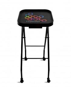 FRAMAR Столик колориста складной на колесах / Folding Trolley