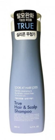 Шампунь против выпадения волос DAENG GI MEO RI Look At Hair Loss True Hair & Scalp Shampoo 500мл