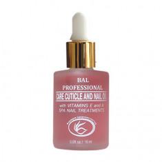 BAL Professional, Масло для кутикулы «Мускатная роза», 15 мл
