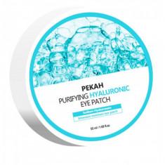 омолаживающие патчи для глаз с гиалуроновой кислотой pekah purifying hyaluronic eye patch