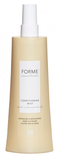 SIM SENSITIVE Кондиционер-спрей несмываемый с маслом семян овса / Forme Conditioning Mist 250 мл
