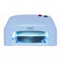 ruNail, Лампа UV, модель GL-515, 36W, синяя (электронная)