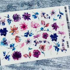 Anna Tkacheva, Cлайдер SM №63 «Цветы. Цветочки»