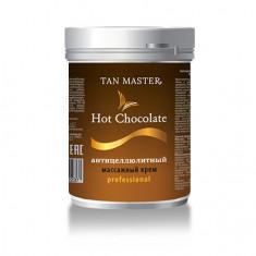 Tan Master, Антицеллюлитный массажный крем Hot Chocolate, 500 мл