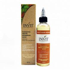INVIT, Сыворотка Serenoa Anti-Hair Loss, 120 мл