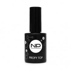 Nano Professional, Топ для лака Profy, 15 мл