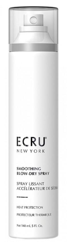 ECRU New York Спрей разглаживающий для укладки феном (в подарочной упаковке) / Smoothing Blow Dry Spray 148 мл