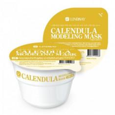Альгинатная маска с экстрактом календулы Lindsay Calendula Modeling Mask Cup Pack 28г
