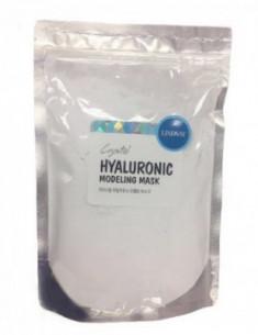 Альгинатная маска для лица с гиалурованной кислотой LINDSAY Premium hyaluroniс modeling mask 240г