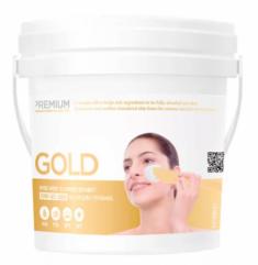 Альгинатная маска с золотом LINDSAY Premium gold modeling mask pack 820 гр.
