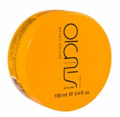 STUDIO PROFESSIONAL Сливки моделирующие нормальной фиксации для укладки волос / Design Cream 125 мл