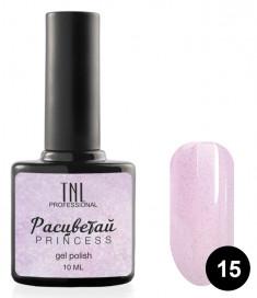 TNL PROFESSIONAL 15 гель-лак для ногтей Расцветай / Princess 10 мл