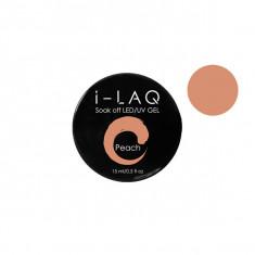 гель для моделирования ногтей i-laq peach 15 мл.