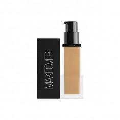 Makeover, skin foundation, тональная основа, true beige, 30 мл