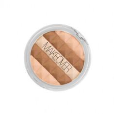 Makeover, sheer bronzing powder, бронзирующая пудра, tan enhancing, 14 г