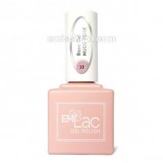 E.milac, base gel, камуфлирующее базовое покрытие, №10 нюдово-розовый, 15 мл
