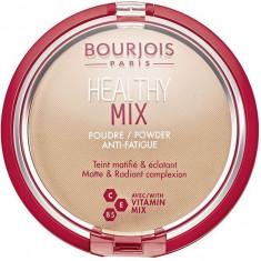 Bourjois, healthy mix, пудра, тон №3, dark beige, 11 г