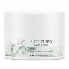 Wella nutricurls питательная маска для вьющихся и кудрявых волос 150мл Wella professionals