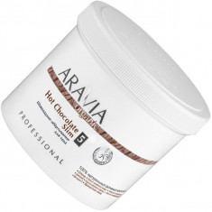 Aravia organic hot chocolate slim обёртывание шоколадное для тела 550 мл Aravia professional