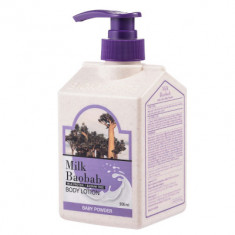 Лосьон для тела с ароматом детской присыпки Milk Baobab Original Body Lotion Baby Powder 500мл