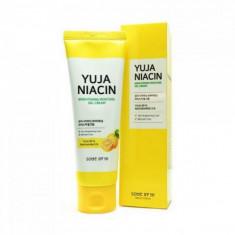 выравнивающий гель-крем с экстрактом юдзу some by mi yuja niacin brightening moisture gel cream