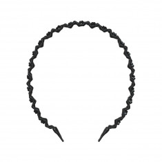 INVISIBOBBLE Ободок для волос / HAIRHALO True Dark Sparkle