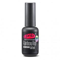 PNB, Топ Rainbow No Wipe, 8 мл