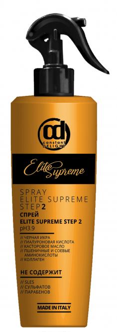 CONSTANT DELIGHT Спрей для волос / ELITE SUPREME (STEP 2) 150 мл