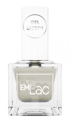 E.MI 060 лак ультрастойкий для ногтей, Вечерняя тень / Gel Effect 9 мл