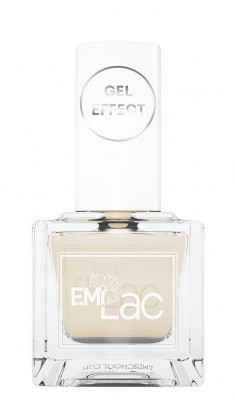 E.MI 003 лак ультрастойкий для ногтей, Идеальный беж / Gel Effect 9 мл
