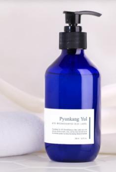 Шампунь и гель для душа 2-в-1 для чувствительной кожи Pyunkang Yul ATO Wash & Shampoo Blue Label 290мл