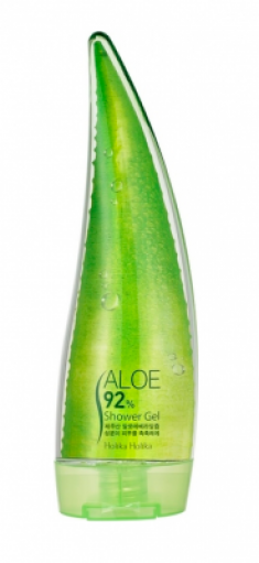 Гель для душа с алоэ Holika Holika Aloe 92% Shower Gel 55 мл