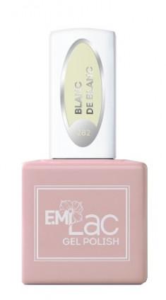 E.MI 282 MN гель-лак для ногтей, Блан де Блан / E.MiLac 6 мл