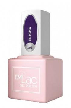 E.MI 161 FQ гель-лак для ногтей, Энигма / E.MiLac 6 мл