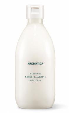 Лосьон для тела c нероли и жасмином Blossoming Body Lotion Neroli & Jasmine 300мл AROMATICA