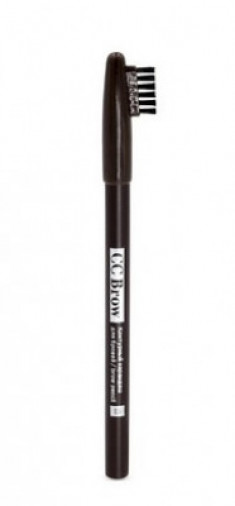 Контурный карандаш для бровей СС Brow brow pencil 02 grey brown CC Brow