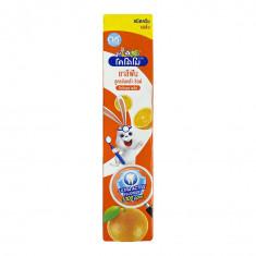 LION Thailand Kodomo паста зубная для детей с 6 месяцев с ароматом апельсина, 40 г