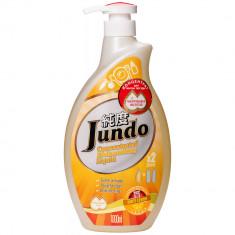 Jundo Эко гель для мытья посуды и детских принадлежностей Juicy Lemon с гиалуроновой к-той концентрат 1л
