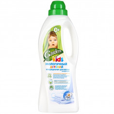 Garden KIDS Экологичный кондиционер для детского белья с экстрактом ромашки 1л