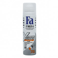 Fa MEN Дезодорант-антиперспирант аэрозоль Xtreme Invisible 150мл