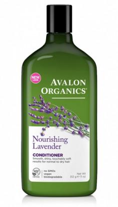 Avalon Organics Кондиционер с маслом лаванды Lavander Nourishing Conditioner 312г