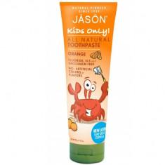Jason Детская зубная паста апельсиновая 119 г