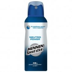 Mennen Speed Stick Дезодорант-спрей Neutro Power 150мл
